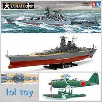 Wholesale Tamiya Japanese Navy Yamato battleship Model Length m Great beautifully packaged