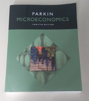 Wholesale Ship in hrs Microeconomics th Edition Pearson Series in Economics th Edition by Michael Parkin Author ISBN