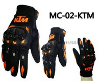 Wholesale New model ktm Cycling gloves riding off road gloves motorcycle gloves racing gloves