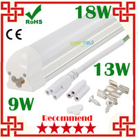 Wholesale Hot sale V ft ft ft w w W Integrate T8 Led Tube High Quality High Super Bright White Warm White Cold White