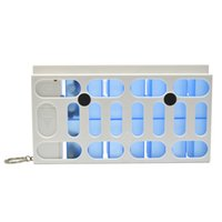 Cheap 28 Compartment thin pill box Best ABS plastic CE RoHS electronic pill dispenser