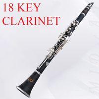 Wholesale Good quality key clarinet bB key clarinet Musical Instruments professional level performance level
