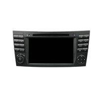 best tv transmitter - Best price Andriod Car DVD player for Benz E Class W211 with GPS Steering Wheel Control Bluetooth Radio