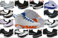 Wholesale Cheap Retro Men Basketball Shoes Retro IX s Men Sports Shoes outdoor Sneakers Training Shoes