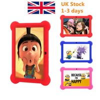 Wholesale Tablet Rubber Case Silicone Protective Cover For inch kids tablet Y88 Q88