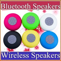 other Universal Waterproof 2016 Portable Waterproof Wireless Bluetooth Speaker mini Suction IPX4 speakers Shower Car Handsfree Receive Call Music Phone A-YX
