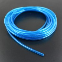 aircraft tubes - F14387 M Gas Pipes Tube mm Blue for Hammer Fuel Tank Methanol Gasoline RC Model Aircraft Helicopter Boat Car Plane