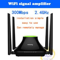 al por mayor repetidor de banda ancha-Enrutador inteligente sin hilos del hogar A3 de múltiples funciones a través del repetidor de alta velocidad y estable de WiFi de la banda ancha de la fibra óptica Estable, de alta velocidad,