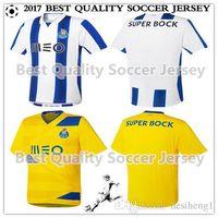 Wholesale Porto Home away Soccer Jersey porto aduit soccer Jerseys Top Thai quality A ANDRE Varela A SILVA Football Shirts