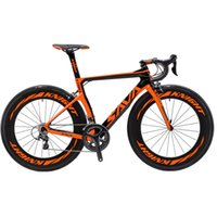 Wholesale SAVA C Road Bike T800 Carbon Fibre Frame MM Wheelset Seatpost Fork Cycling Bicycle Speed SHIMANO Ultegra Group Set