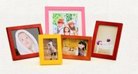 Cheap Wood wall frames placed a 7 inch A4 568101112 inch photo frame creative IKEA children's picture