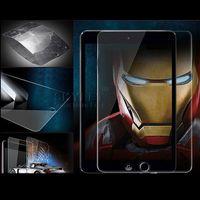 apple ipad mini retail - iPAD Tempered Glass Screen Protector For Ipad mini Ipad Air Film Tablet Screen Protector H MM Tempered Glass Retail Package
