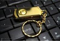 512gb usb flash drive - DHL shipping GB GB GB TB TB Gold rotation classic USB flash drive pendrive memory stick USB External storage disk U disk
