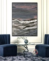 One Panel Digital printing Abstract Free Shipping Abstract Wave Oil Painting on canvas modern Home Decor Wall Art Panel Pictures Seascape Paintings