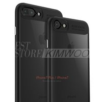 best iphone protector case - iPhone Case Latest Design Silicone Frame Clear Back Cover For iPhone Plus Best Protector Case Shockproof