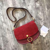 leather-camel-saddle - original quality C small shoulder bag genuine leather suede patchwork kurtuis bags
