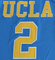 Wholesale 2017 UCLA Bruins Lonzo Ball College Authentic Jersey White Size S M L XL XL XL