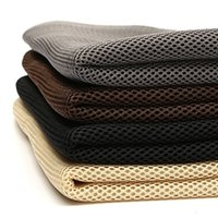 Wholesale Speaker Cloth Stereo Gille Fabric Speaker Black Mesh Cloth for Audio