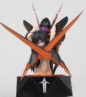 21cm accel world - Anime Accel World Kuroyuki hime PVC figure inch Model Toy New In Box