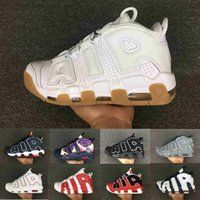 big increase - With Box Original quality Big Airs More Uptempo Pippen Men s Basketball Shoes for Cheap Sale Retro Sports Sneakers US