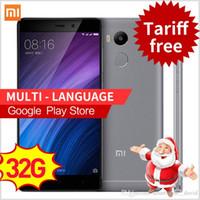 Wholesale Original Xiaomi Redmi Pro GB RAM GB ROM Snapdragon mAh Fingerprint ID quot Metal Body MP Redmi4 Mobile Phones