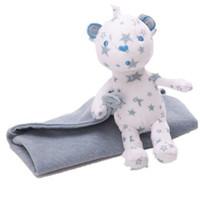 bear hand towels - Newborn Cute Soft Bear Baby Hand Towel Boys Infant Reassure Towel Bear Kids Appease Towels Baby Care Product