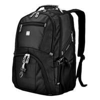 Backpacks Unisex Japan and Korean Style swiss gear backpack airflow man bag travel backpack black student school bag male 15 inch laptop backpack cushion ezonee pack bolsos rugtas