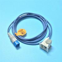 Wholesale m ft Directly Pedaitric Children Finger Clip Pulse SpO2 Sensor Probe for Philips Goldway G40