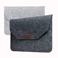 asus laptop sleeves - Laptop Bag Macbook inch Air Pro Retina Felt Bag Cover Sleeve Briefcase For Notebook Mac Pro Acer Asus Dell Lenovo HP opp bag