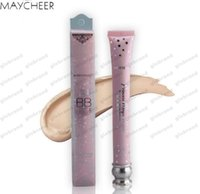 Wholesale 2017 hot Waterproof Bright White Pink BB Cream Princess Magic Wand Ivory or Natural Color Long Lasting Liquid Foundation GLO316