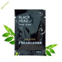 Wholesale DHL PILATEN Facial Minerals Nose Blackheads Remover Mask Facial mud mask Nose Blackhead Cleaner g