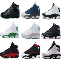 allen b - Air retro XIII Basketball Shoes men bred flints playoff grey toe He Got Game team red Ray Allen pe altiudes sports Sneaker