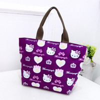 arrival to buy - New Arrival Women Handbags Nylon High Quality Lady Handbags Hello Kitty Fashion Design Hot Sale Buy pc to get now