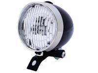 Compra Los precios de la linterna-Mejor precio 3 LED bicicleta faro bicicleta delantera luz de alta calidad retro linterna linterna lámpara 20pcs