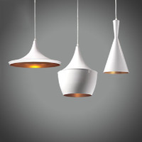 Wholesale 3PCS set Modern LED Pendant Light Vintage Pendant Lamp E27 Base Edison Bulb Home Lighting Fixture Art Deco Designer Light Lustre