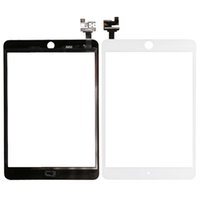 apple ipad connectors - For iPad mini High Quality Brand New White Touch Screen Glass Digitizer Assembly with IC Connector