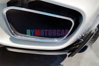 Wholesale FRP And Carbon Fiber Rear Lip Splitter Rear Side Valences F15 X5 M Sport Fit For BMW B362 B362F
