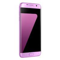 Android couleur email Prix-Goophone S7 EDGE couleur rose cintrée écran quad core MTK6580 5,5 pouces Android 5.1 1G 8G montrent 64 Go montrent faux 4G lte clone téléphone