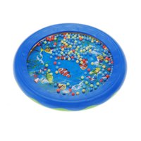 baby ocean sounds - Hot Sale Exquisite Ocean Wave Bead Drum Gentle Sea Sound Musical Educational Tool for Baby Kid Percussion Instruments Drum