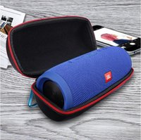 Wholesale Zipper Portable Bag Carrying Case Shockproof Bag Box For JBL Charge Portable Splashproof Rechargeable Wireless Bluetooth Speaker Purse