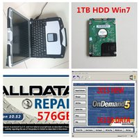 best laptop software - For Panasonic toughbook cf30 laptop with alldata mitchell on demend software all data auto repair software TB HDD best