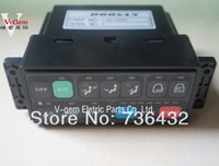 best air conditioners - Fast Best Doosan air conditioner control panel for Daewoo S220 V excavator Daewoo Excavator parts