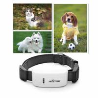 Wholesale New Super MiNi TK909 Waterproof Tracker Long Standby Time Dog Cat Pet Personal GPS Tracker IOS Andriod App Anti Lost Alarm Free Ship