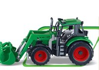 achat en gros de jouets d'agriculteurs-Ther camion de récolte des agriculteurs Le camion inertiel des enfants de la simulation des jouets d'ingénierie le meilleur cadeau pour les enfants No.9998-67