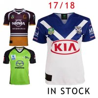 Men australia football jersey - S XL Maillot NRL Super Rugby bulldogs Australia Jersey League Adults Mens Rugby sydney thunder Rugby Football Shirts