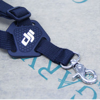 backpack strap material - DJI Phantom Accessory Original Remote Control Shoulder Backpack Neck Strap Belt Sling Lanyard With Logo For DJI Inpire