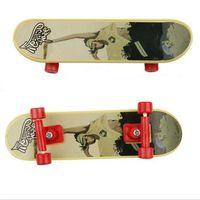 Wholesale New Hot Selling Cute Party Favor Toy Kids children Mini Finger Board Fingerboard Skate Boarding Toys Gift