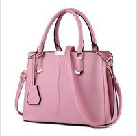 Wholesale 2017 fashion women shoulder bag Delaney Cross pattern Petite Tote Handbag With Crossbody Strap Colors SKUGU027