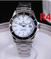 Wholesale good MK M K Michael Kores style role wristwatch x watch Stainless Steel bracelet top brand luxury replicas Jewelry wrist men women mens MW85