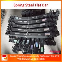 Wholesale Manufacturing Industry Spring Steel Flat Bar Si2MnA